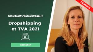Dropshipping et TVA 2021